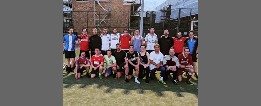 London Falcons Summer Training 2019