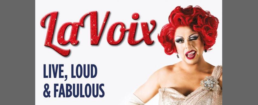 La Voix Live! - Leicester Little Theatre