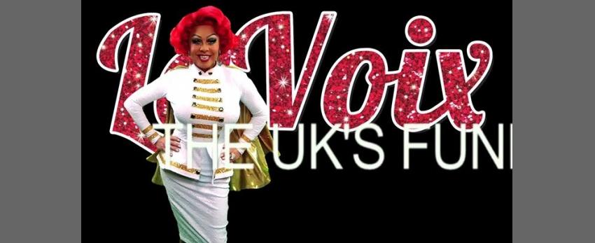 La Voix: The UK's Funniest Red Head