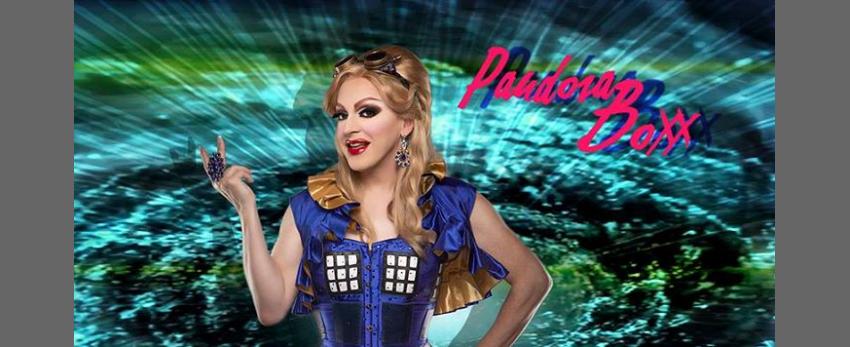 Kitty Tray Presents : Pandora Boxx One Woman Show