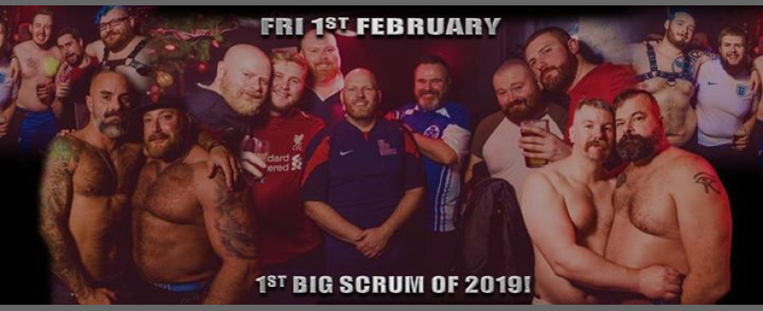 The 1st Big Scrum of 2019!