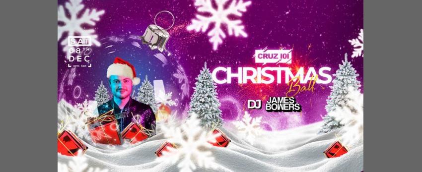 Cruz 101 Christmas Ball