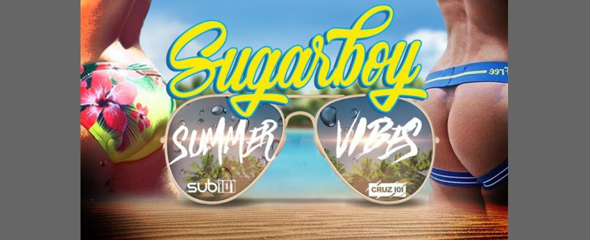 Sugarboy Manchester - Summer Vibes