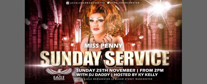 Miss Penny does Sunday Service