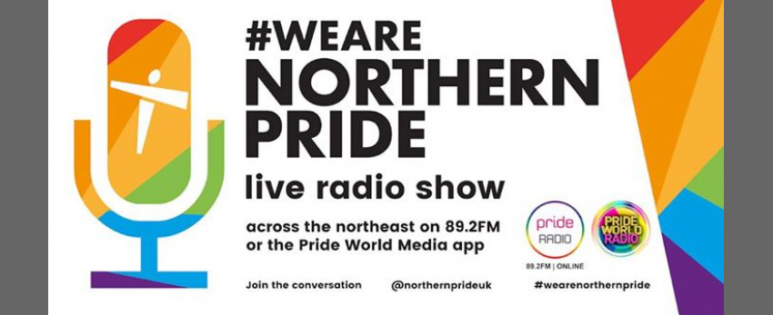 Northern Pride Live Radio Show