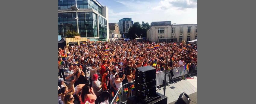 Southampton Pride 2018