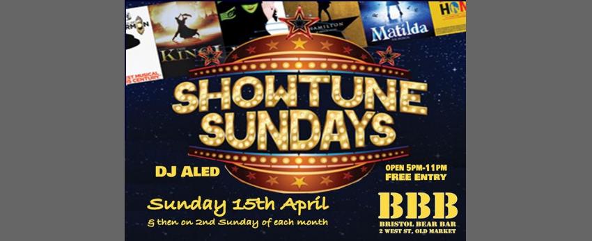Showtune Sundays
