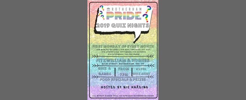 Quiz Night- Rotherham Pride