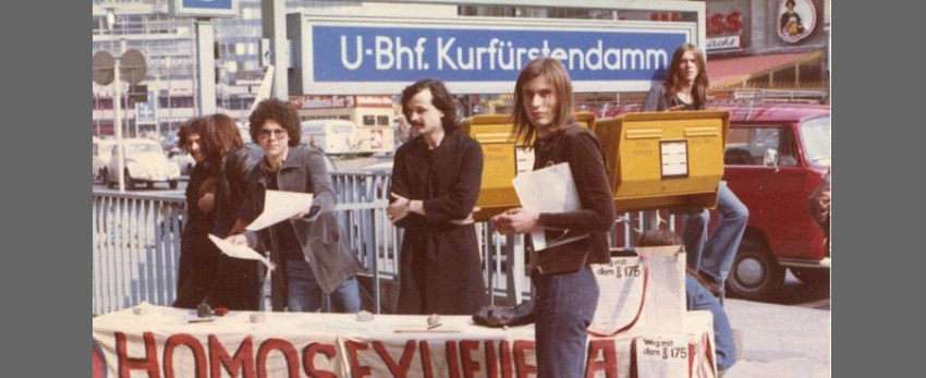 My Wonderful West Berlin | Mardi Gras Film Festival 2018
