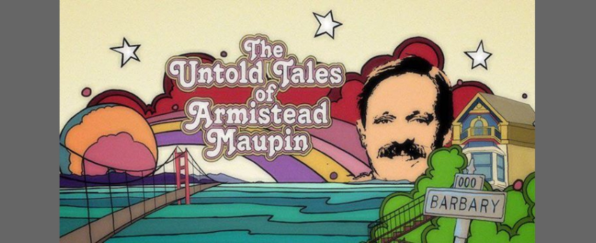 The Untold Tales of Armistead Maupin | Mardi Gras Film Festival 2018