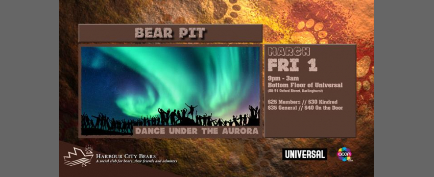 Bear Pit - Dance under the Aurora