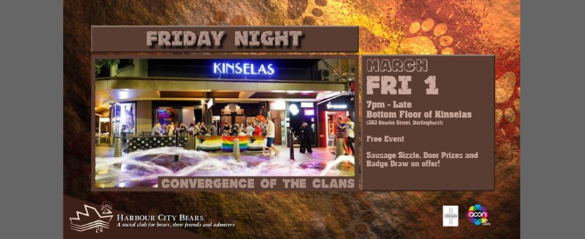 Friday Bears - Convergence of the Clans
