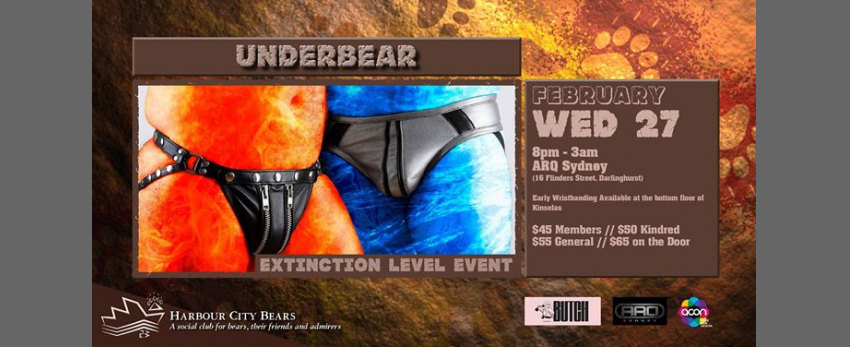 Underbear - Extinction Level Event