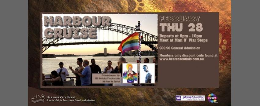 Homo Bearectus - Planetdwellers Sunset Cruise
