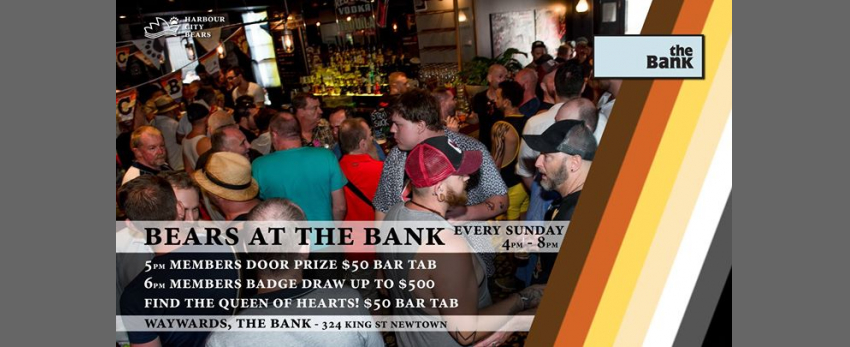 Bears at the Bank & $200 Members badge draw