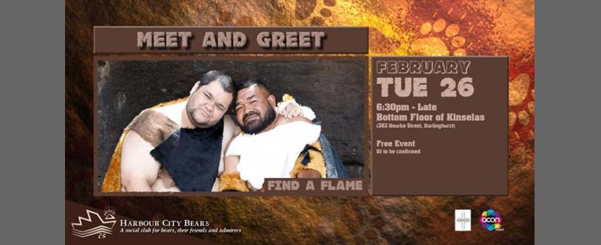 Meet & Greet - Find a flame