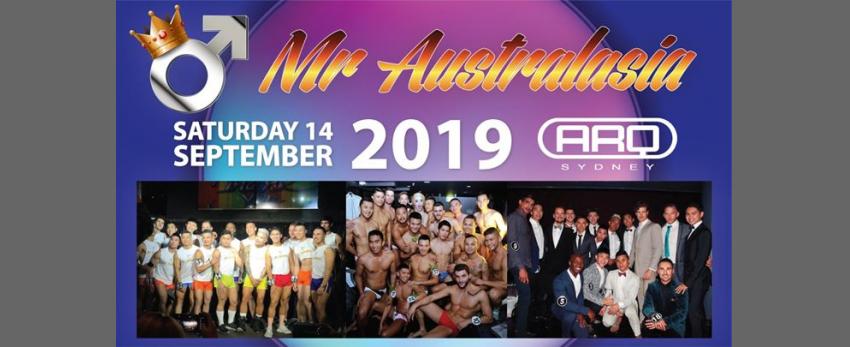 Mr Australasia 2019