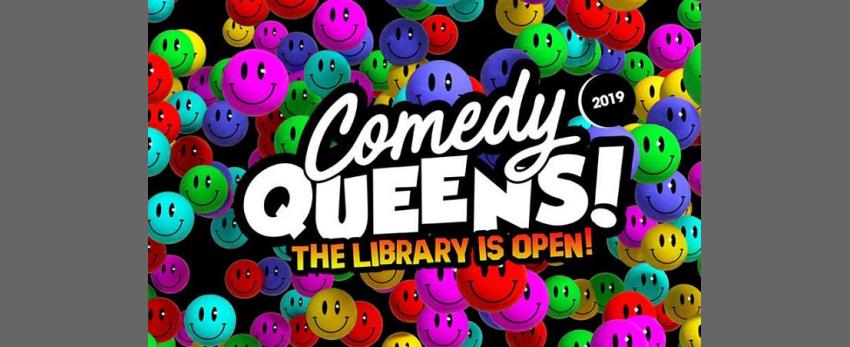 Comedy Queens 2019 - Adelaide