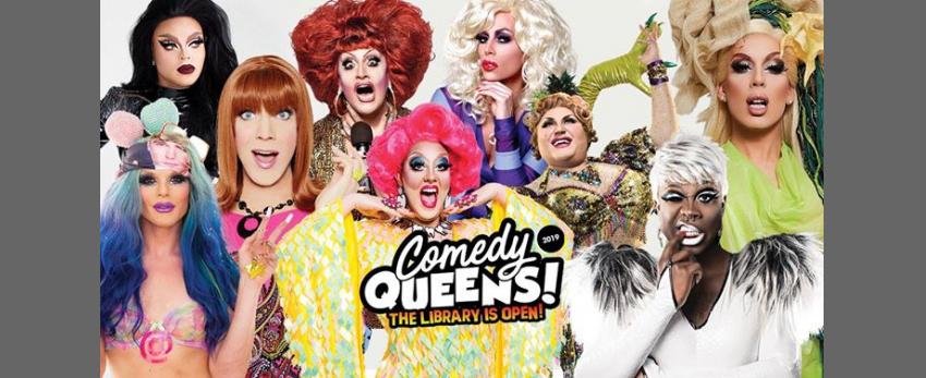 Comedy Queens 2019 - Brisbane