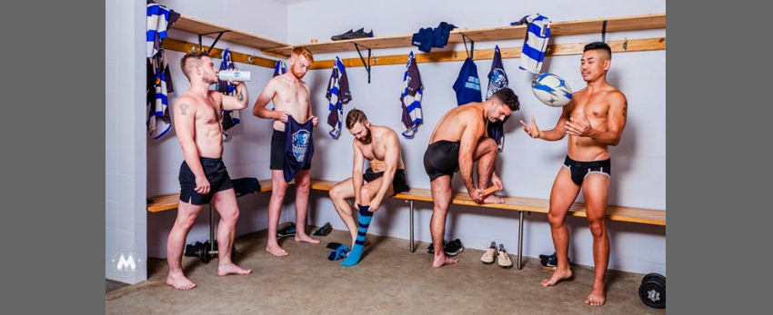 Rugger Bugger 2019: Locker Room
