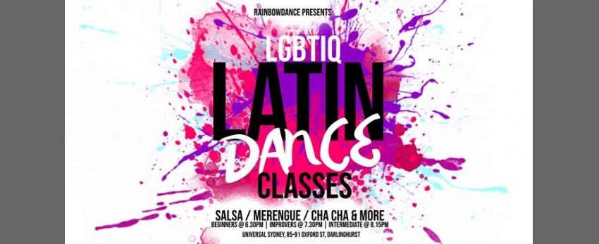 Latin Dance Classes