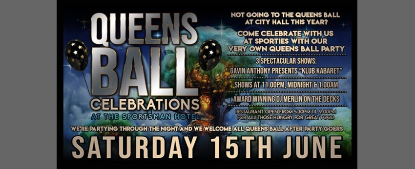 Queens Ball Celebrations 2019
