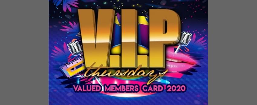 VIP Thursdays