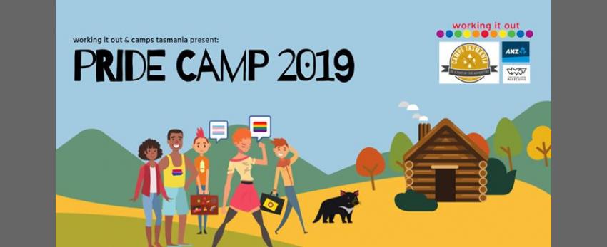 Pride Camp 2019