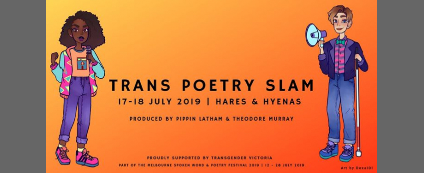 Trans Poetry Slam at MSWPF 2019