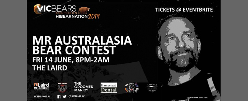 SH 2019 - Mr Australasia Bear Contest