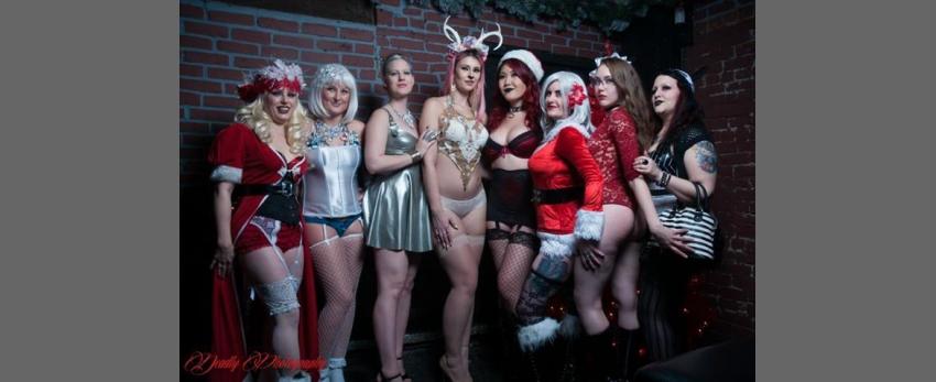 Kinky Christmas Fetish Ball : presented by Sin City