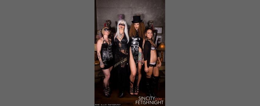 Sin City Fetish Night | October Occult Edition