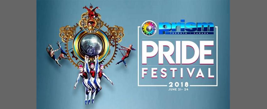 PRISM PRIDE Festival June 21- June 25