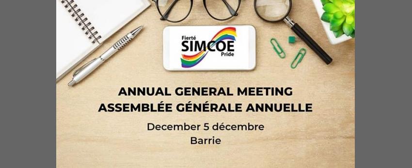 Annual General Meeting / Assemblée générale annuelle