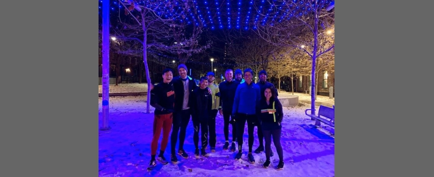 Weekly Thursday Run with Frontrunners Toronto!