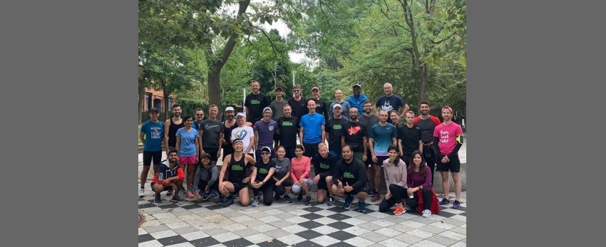 Weekly Saturday Run & Coffee with Frontrunners Toronto!
