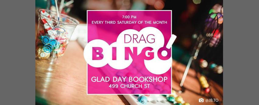 Glad Day Drag Bingo
