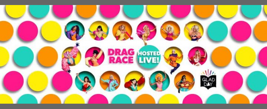 Drag Race Viewing at Glad Day