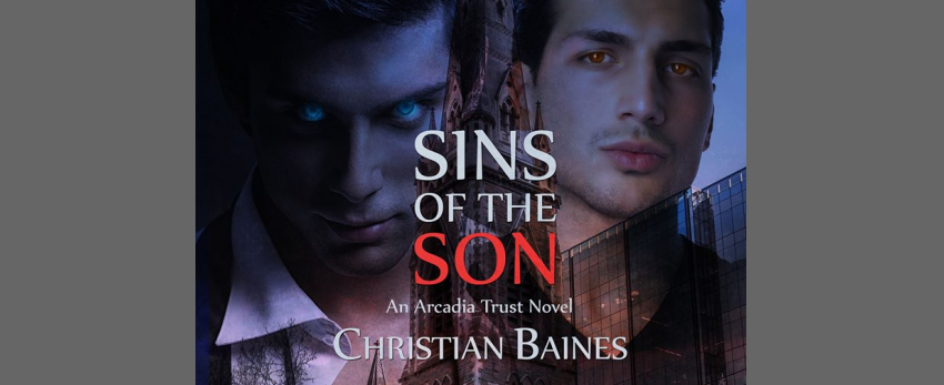 Sins of the Son - Toronto Book Launch