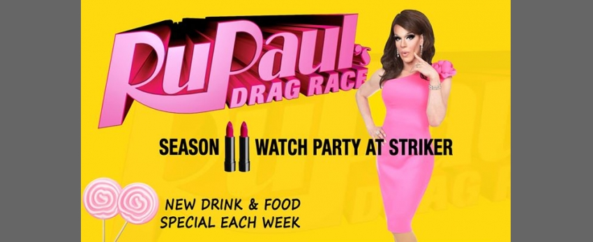 RuPaul Drag Race watch party