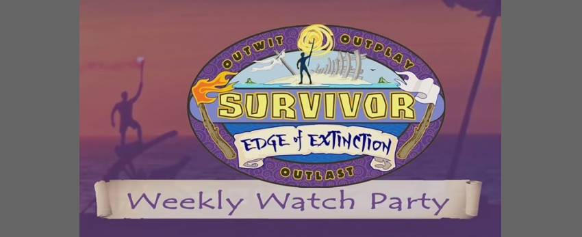 Survivor Watch Party