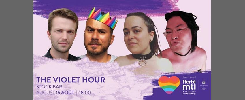 Festival Fierté Montréal - The Violet Hour