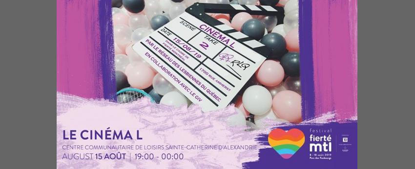 Festival Fierté Montréal - Le Cinéma L