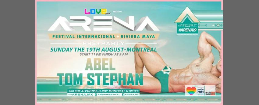 Arena Festival - Pre Party