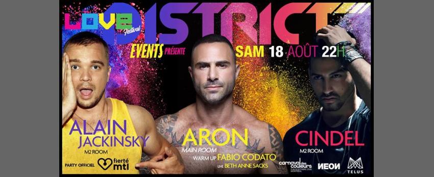 District Pride Edition Fierté