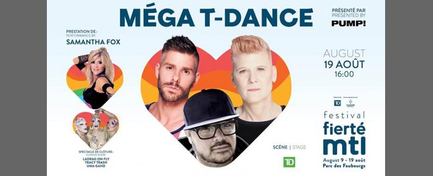 Méga T-Dance présenté par PUMP