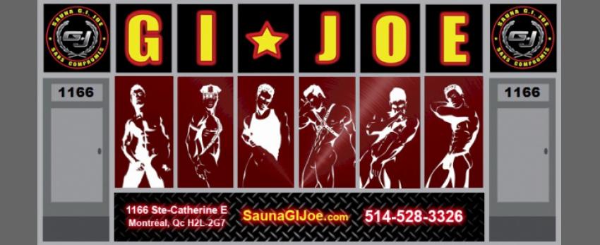GI Joe Sauna