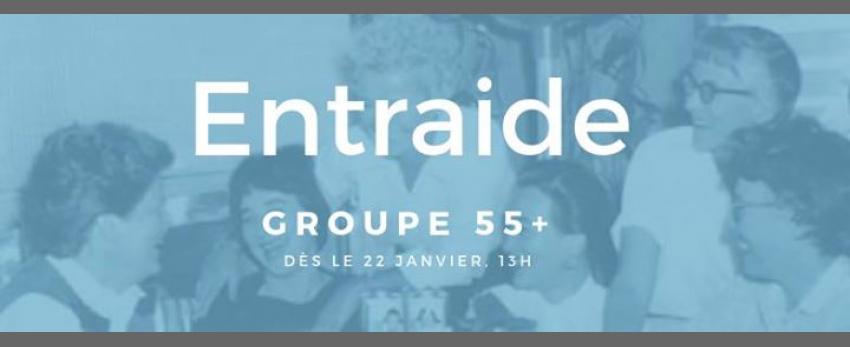 Groupe d'entraide 55 +