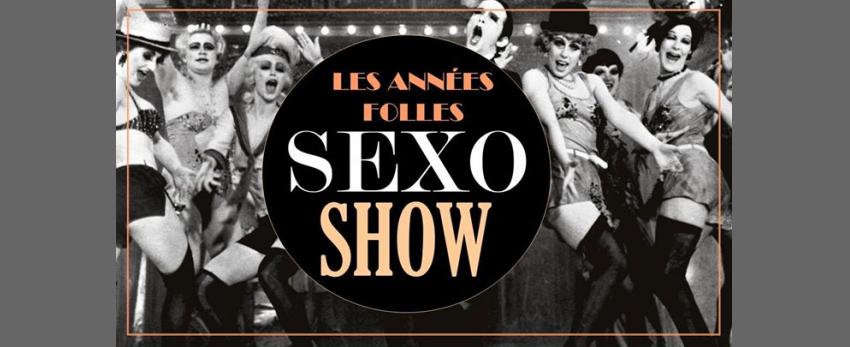 Sexo-Show 2019: Les Années Folles