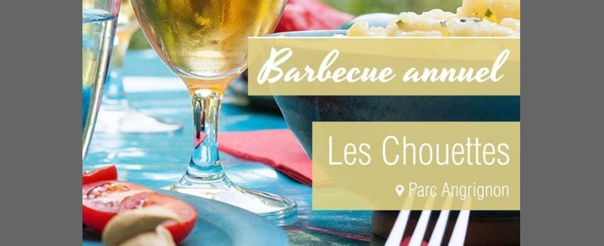 Barbecue annuel des Chouettes / Annual Chouettes barbecue